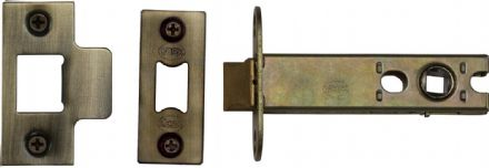 M Marcus York Security YKAL5-AT Architectural Mortice Latch 127mm Antique Brass